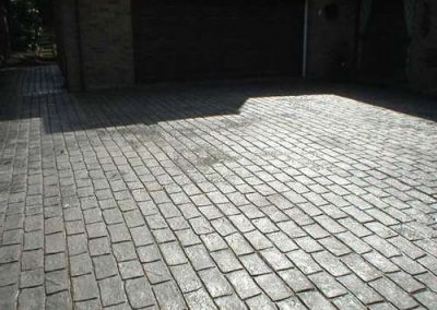 Interlock Block Paving