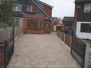 Block Paving Driveways - Ascot, Berkshire